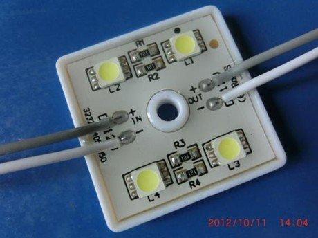 профиль для световых модулей: